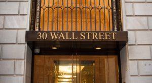 30 Wall Street bank