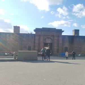Castle Clinton in Battery Park