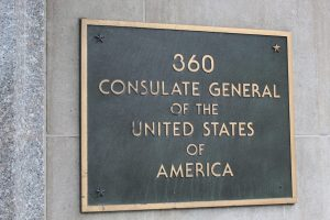 Consulate General USA in Toronto