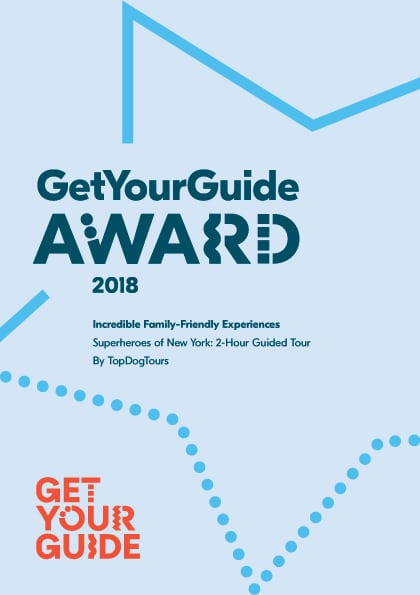 Get Your Guide Award