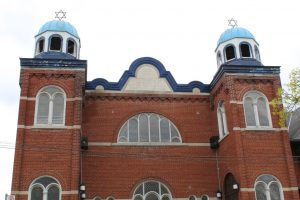 Kiever Synagogue in Toronto
