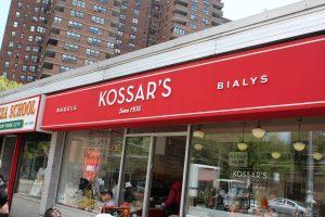 Kossar's Bialy