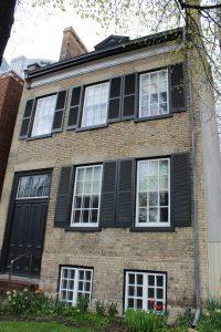 Mackenzie House Toronto