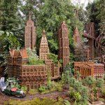 New York Botanical Gardens winter show