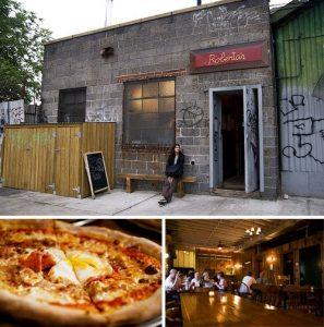 Robert's Pizza Brooklyn