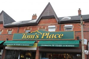 Tom's Place in Toronto