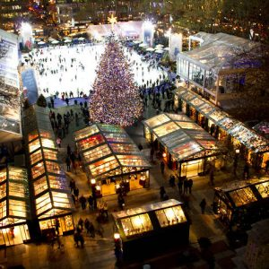 Winter Village Bryant Park