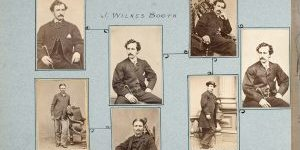 john wilks booth portraits