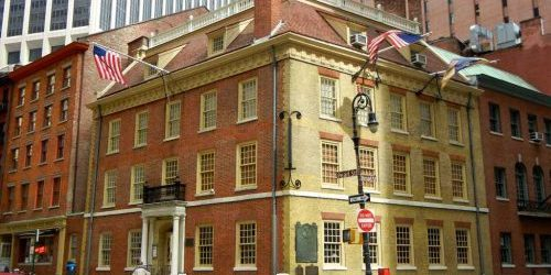 red brick building nyc
