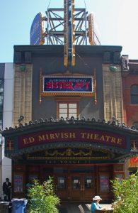 Ed Mirvish Theatre Toronto