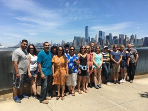 Ellis Island Tour Group