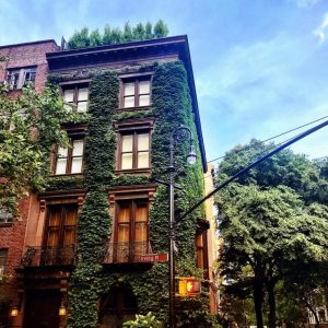 gramercy park ivy building