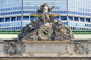Grand Central Terminal Statue