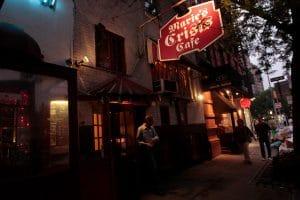 greenwich village maries crisis cafe