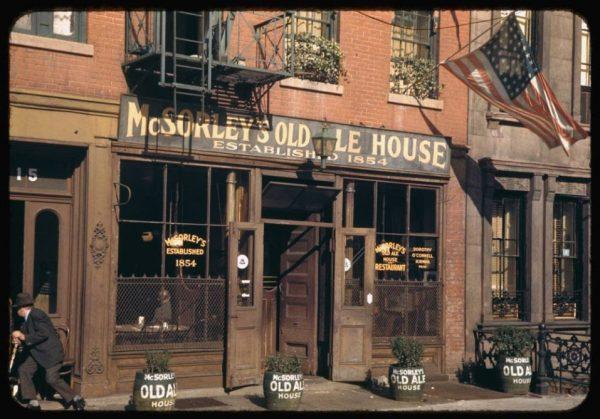 mcsorleys old house