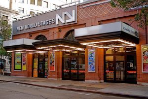 New World Stages Theater New York