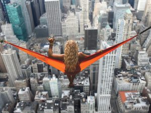 new york by hammock