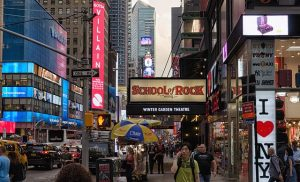 school of rock nyc