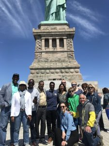 statue of liberty tour group