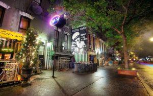 yaffa cafe nyc greenwhich at night tour